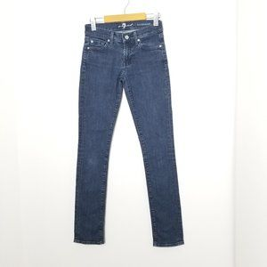 7 For All Mankind | Roxanne Stretch Skinny Jeans